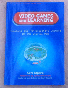 Kurt Squire's book I reviewed