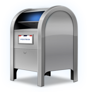 Postbox's mailbox application icon